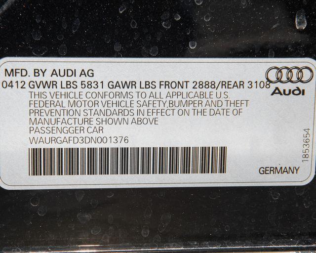 2013 Audi A8 L 3.0L Burbank, CA 35