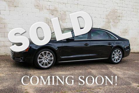 2013 Audi A8 L Quattro AWD 4.0T V8 Executive Sedan w/20