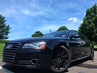 2013 Audi A8 L 4.0L 4.0L TSFI twin-turbocharged V8 engine in Leesburg Virginia, 20175