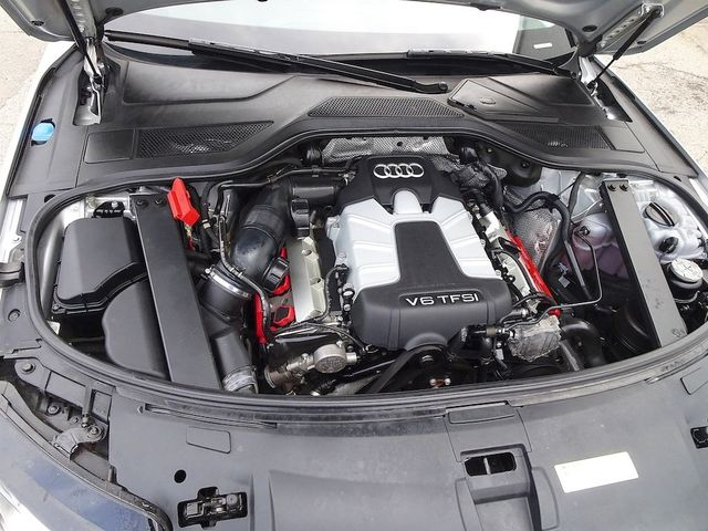 2013 Audi A8 L 3.0L Madison, NC 58