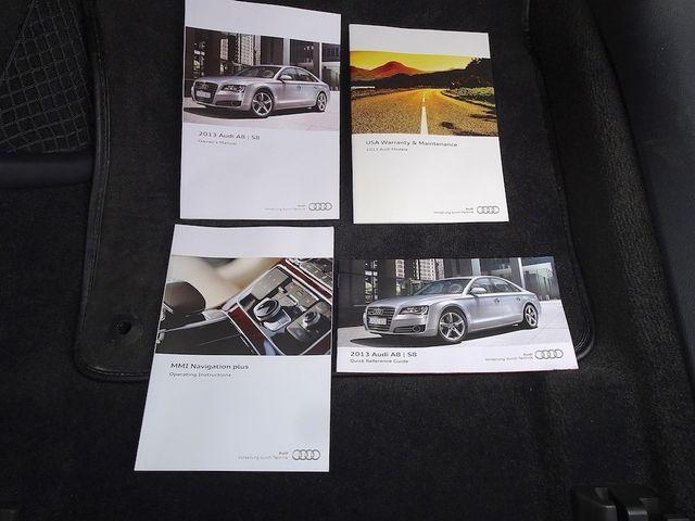 2013 Audi A8 L 3.0L Madison, NC 61