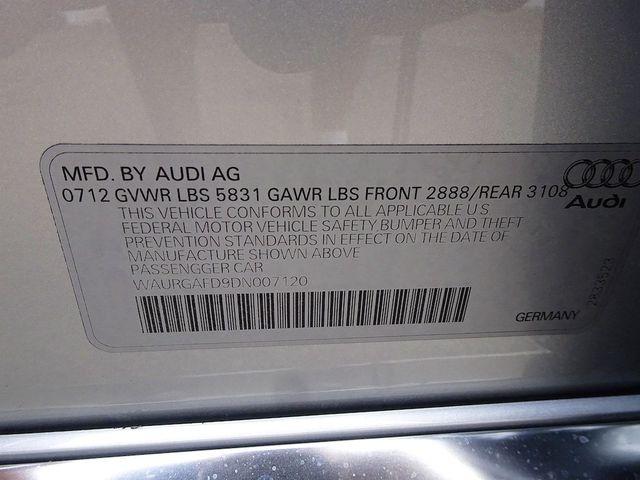 2013 Audi A8 L 3.0L Madison, NC 62