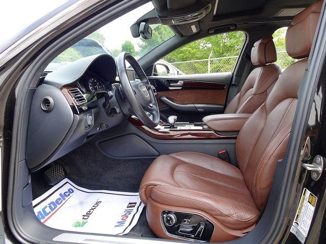 2013 Audi A8 L 3.0L Madison, NC 31
