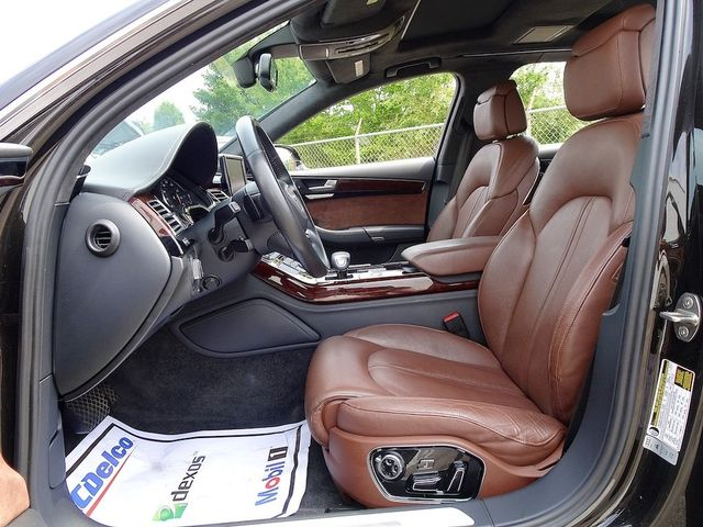 2013 Audi A8 L 3.0L Madison, NC 32