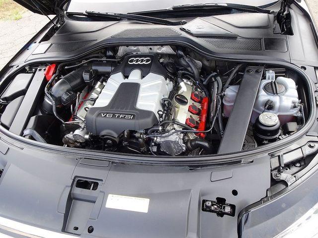 2013 Audi A8 L 3.0L Madison, NC 55