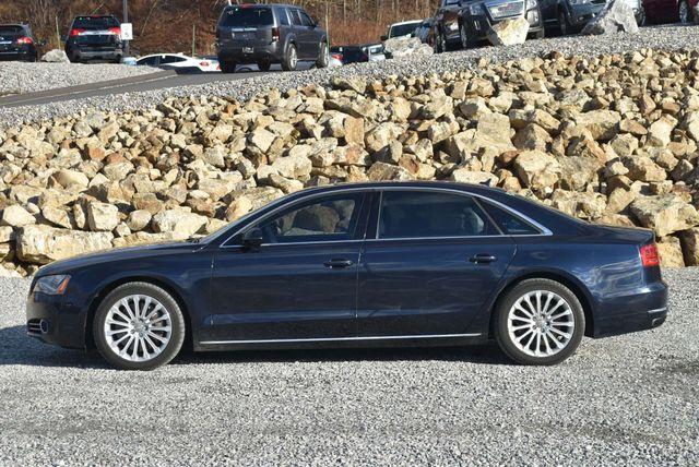 2013 Audi A8 L 4.0L Naugatuck, Connecticut 1