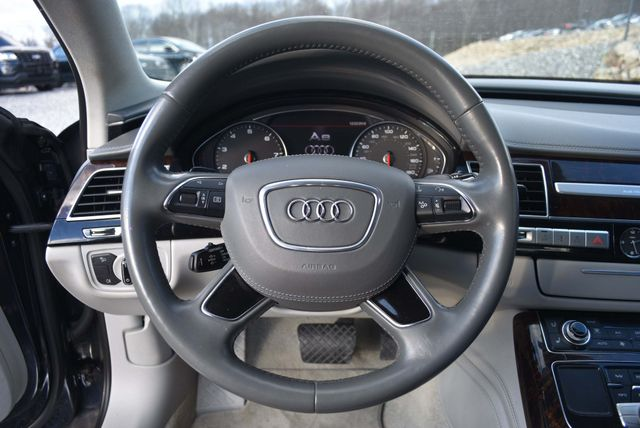 2013 Audi A8 L 4.0L Naugatuck, Connecticut 16