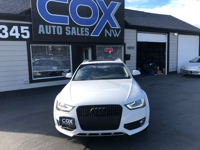 2013 Audi allroad Premium Plus in Tacoma, WA 98409