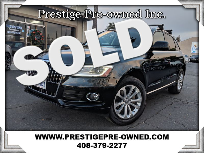 2013 Audi Q5 PREMIUM PLUS  in Campbell CA
