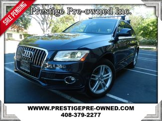 2013 Audi Q5 PRESTIGE ((**AWD..NAVI/ BACK UP CAM-PANO ROOF**)) in Campbell, CA 95008