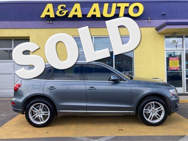 2013 Audi Q5 Premium Plus in Englewood, CO 80110