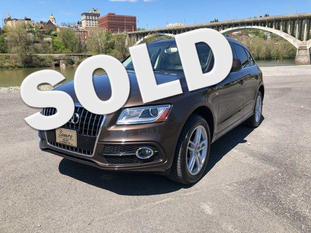 2013 Audi Q5 Premium Plus Fairmont, West Virginia