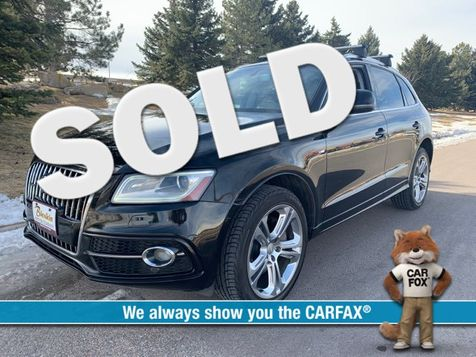 2013 Audi Q5 Premium Plus S-Line in Great Falls, MT
