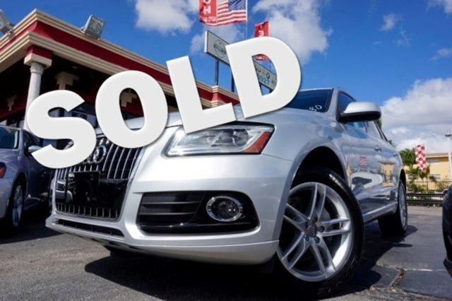 2013 Audi Q5 Premium Plus Hialeah, Florida