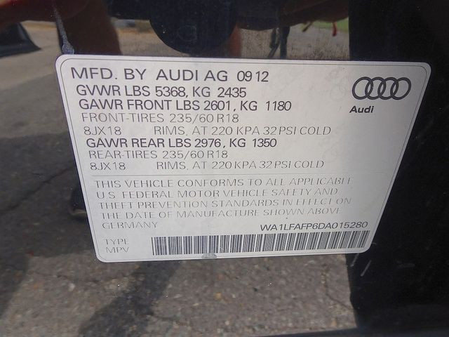 2013 Audi Q5 Premium Plus Madison, NC 50