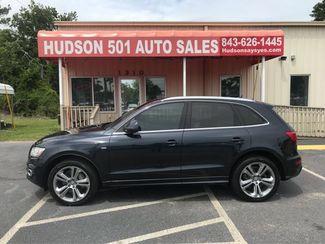 2013 Audi Q5 Premium Plus | Myrtle Beach, South Carolina | Hudson Auto Sales in Myrtle Beach South Carolina