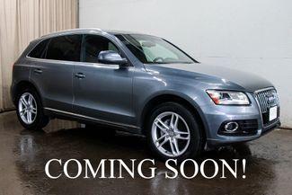 2013 Audi Q5 2.0T Premium Plus Quattro AWD w/Navigation, in Eau Claire, Wisconsin
