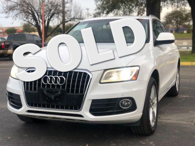 2013 Audi Q5 Premium Plus in San Antonio, TX 78233