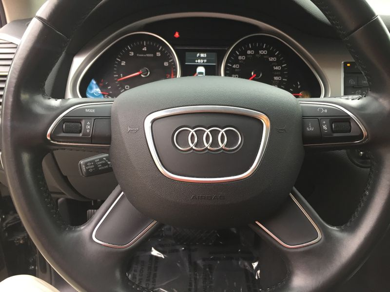 2013 Audi Q7 30T Premium Plus  Brownsville TX  English Motors  in Brownsville, TX