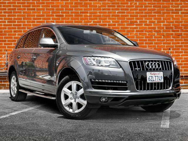 2013 Audi Q7 3.0T Premium Plus Burbank, CA 1