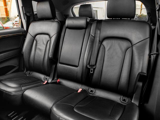 2013 Audi Q7 3.0T Premium Plus Burbank, CA 11