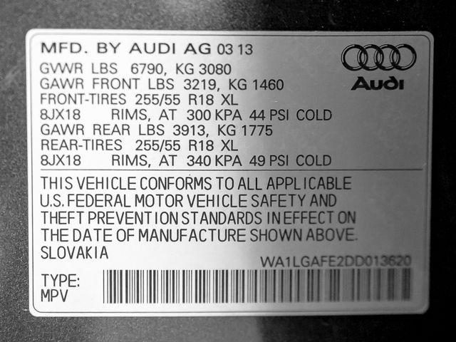 2013 Audi Q7 3.0T Premium Plus Burbank, CA 37