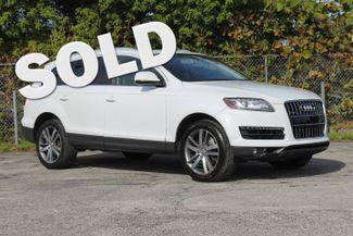 2013 Audi Q7 3.0T Premium Plus Hollywood, Florida