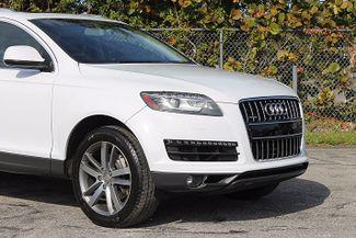 2013 Audi Q7 3.0T Premium Plus Hollywood, Florida 41