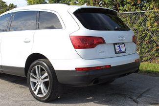 2013 Audi Q7 3.0T Premium Plus Hollywood, Florida 45