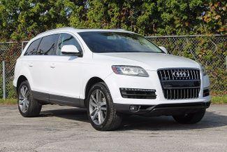 2013 Audi Q7 3.0T Premium Plus Hollywood, Florida 48