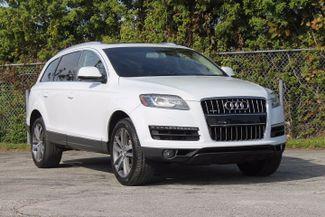 2013 Audi Q7 3.0T Premium Plus Hollywood, Florida 1