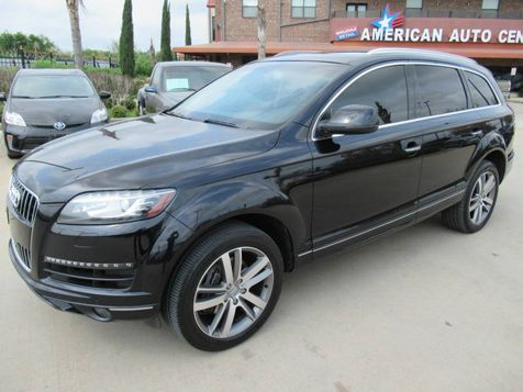 2013 Audi Q7 3.0L TDI Premium Plus | Houston, TX | American Auto Centers in Houston, TX
