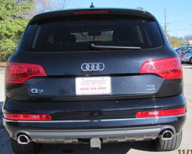 2013 Audi Q7 3.0L TDI Premium Plus St. Louis, Missouri 7