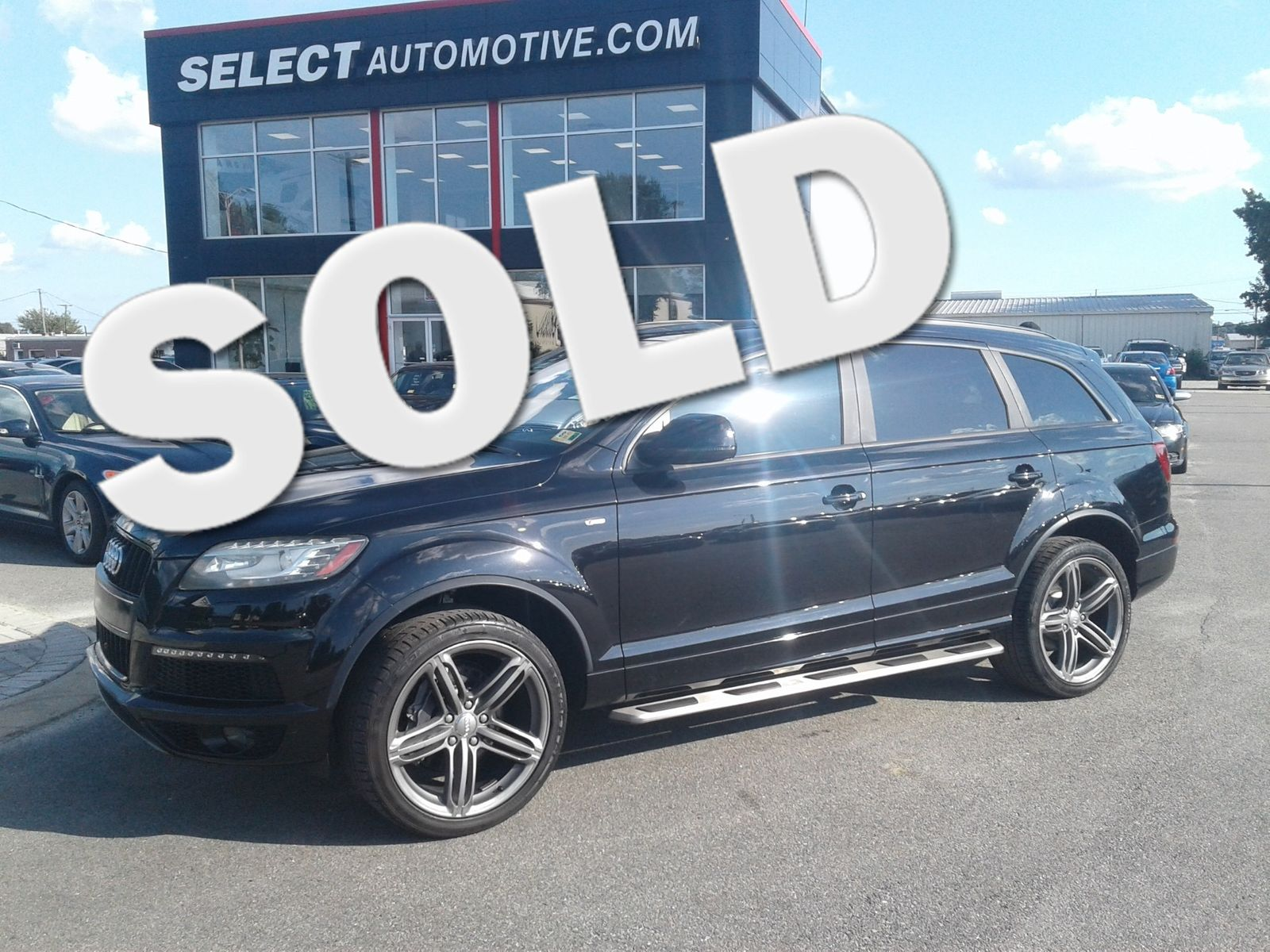 Audi Q L TDI Prestige City Virginia Select Automotive VA - Audi virginia beach