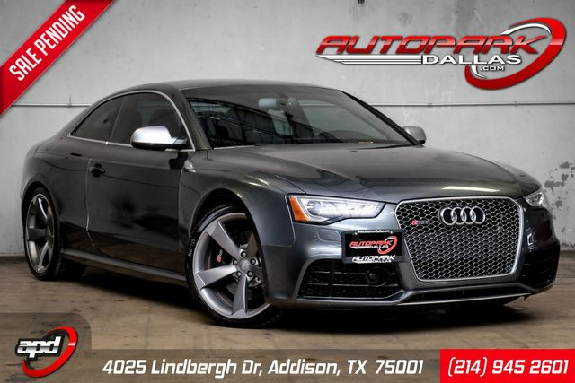 2013 Audi RS 5 Coupe Carbon Fiber, LIKE NEW