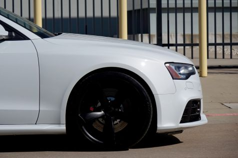 2013 Audi RS 5 Coupe* 450 HP* NAV* BU Cam* Blind Spot Monitor* 4.2L V8***   Plano, TX   Carrick's Autos in Plano, TX