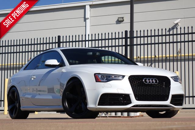 2013 Audi RS 5 Coupe* 450 HP* NAV* BU Cam* Blind Spot Monitor* 4.2L V8*** | Plano, TX | Carrick's Autos in Plano TX