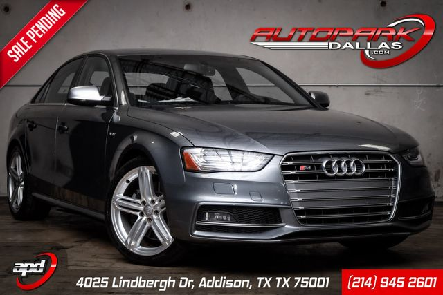 2013 Audi S4 Prestige 1-Owner in Addison, TX 75001