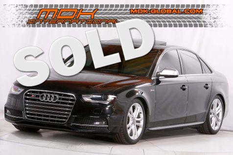 2013 Audi S4 Premium Plus - Navigation - Smart Key - B/O sound in Los Angeles