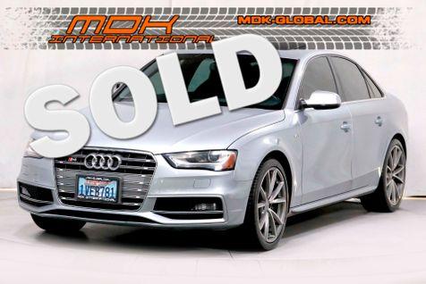 2013 Audi S4 Prestige - Drive Select pkg - MANUAL in Los Angeles
