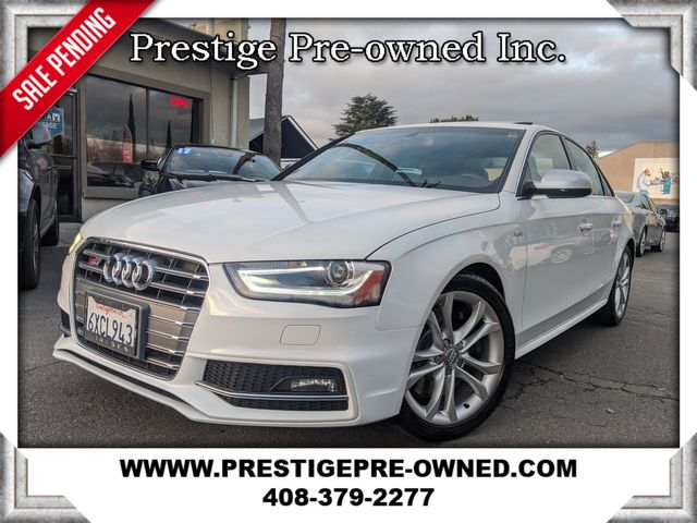 2013 Audi S4 in Campbell CA