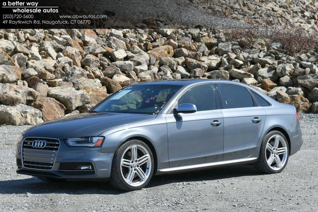 2013 Audi S4 Premium Plus Naugatuck, Connecticut