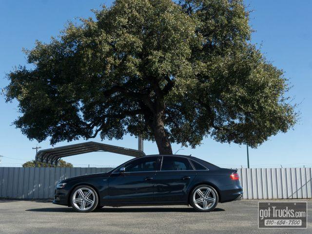 2013 Audi S4 Premium Plus Quattro 3.0L V6 Supercharged AWD