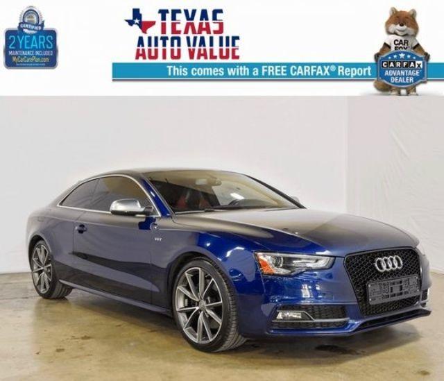 2013 Audi S5 3.0T Premium Plus w/Rare Color Combo in Addison TX, 75001