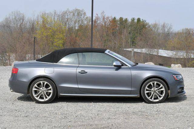 2013 Audi S5 Cabriolet Premium Plus Naugatuck, Connecticut 11