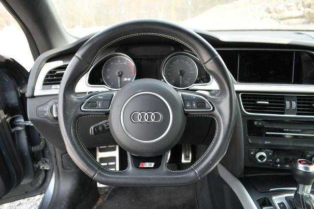 2013 Audi S5 Cabriolet Premium Plus Naugatuck, Connecticut 20