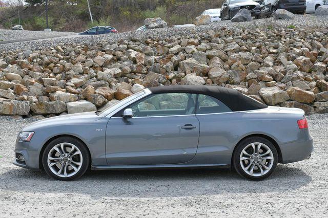 2013 Audi S5 Cabriolet Premium Plus Naugatuck, Connecticut 7