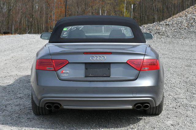 2013 Audi S5 Cabriolet Premium Plus Naugatuck, Connecticut 9