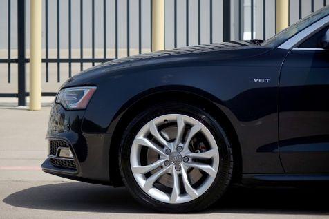 2013 Audi S5 Cabriolet Premium Plus* Only 27K Miles*  | Plano, TX | Carrick's Autos in Plano, TX