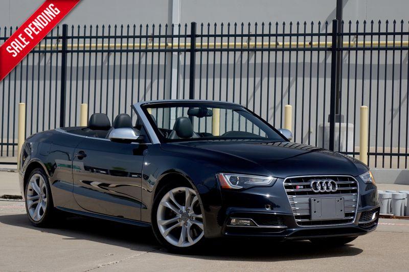 2013 Audi S5 Cabriolet Premium Plus* Only 27K Miles*  | Plano, TX | Carrick's Autos in Plano TX
